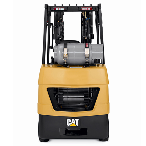 CAT GC35-70 - LPG Counter Balance - Hannamans Forklifts
